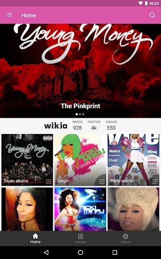 玩免費娛樂APP|下載Fandom: Nicki Minaj app不用錢|硬是要APP