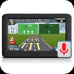 Voice GPS Navigation 2018 Icon