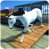 Train SIM Horse Transporter 🐎