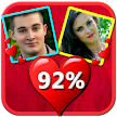 Love Calculator : match by name, photo,fingerprint APK