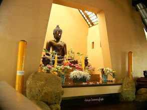 Photo: Uposatha hall at Wat Pah Sunan