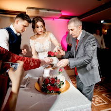 Wedding photographer Alisa Pugacheva (Pugacheva). Photo of 02.04.2018