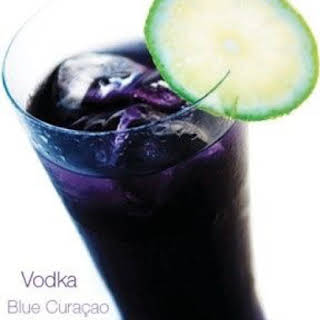 Purple Liquor Drinks Recipes.