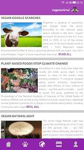 Vegan Animal Quiz - náhled