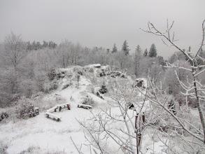 Photo: ruiny zamku Lądek-Zdrój