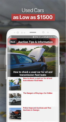 Auto Auctions App - Used Cars and Trucks USA 2.3.0 screenshots 9