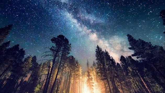Milky Way Galaxy  HD wallpaper APK Latest Version Download - Free