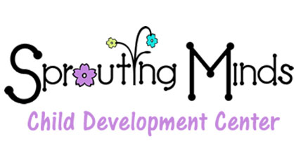 Sprouting Minds Child Development Center logo
