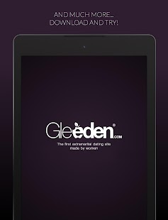 Gleeden - screenshot thumbnail
