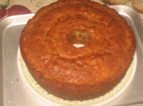 Banana Nut Pound Cake Recipe