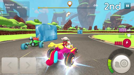 Starlit On Wheels: Super Kart 1.7 androidappsheaven.com 2