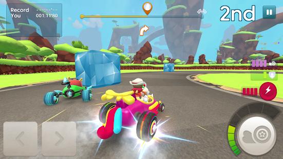 Starlit On Wheels: Super Kart 2