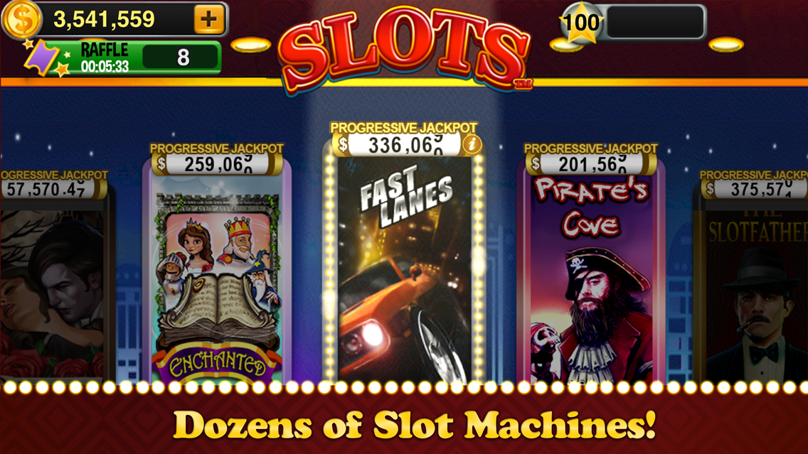 Slots™- screenshot
