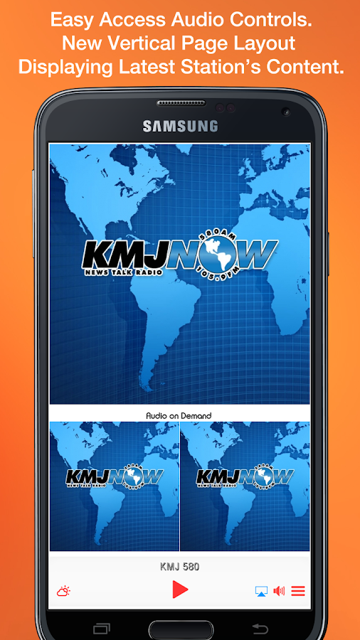 KMJ 580- screenshot