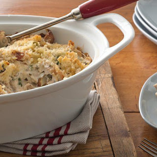 Creamy Chicken Potato Bake Recipes.