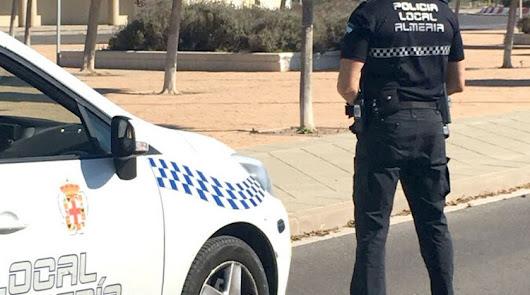 La Policía Local ha puesto menos denuncias en la última semana.
