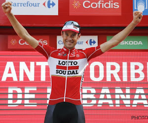 Lotto Soudal-Belg Sander Armée wordt beloond na sterke Ronde van Spanje