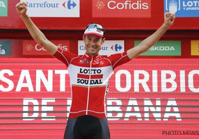 Sander Armée blijft tot eind 2020 voor Lotto Soudal fietsern