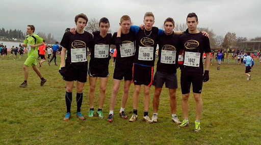Championnat de France cross UNSS 2014 (Autun)
