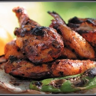 Grilled Cornish Hen.