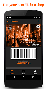 GoNpay - Your Mobile Wallet- screenshot thumbnail