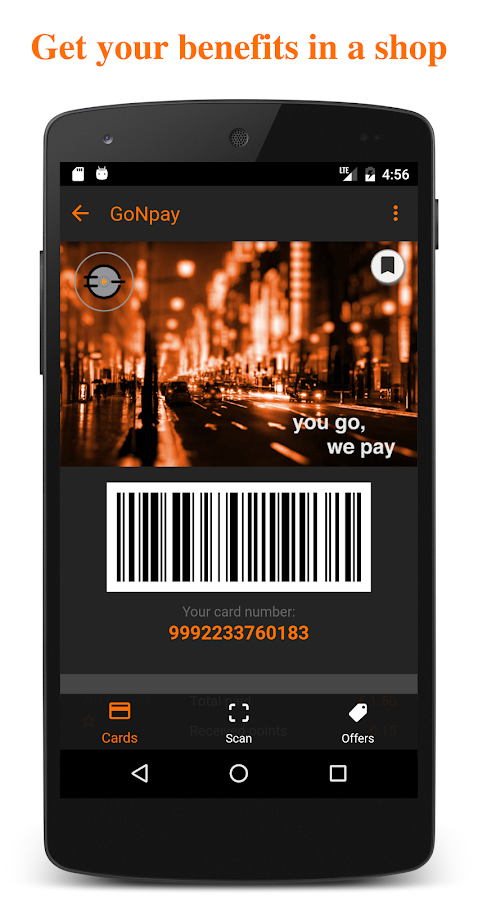 GoNpay - Your Mobile Wallet- screenshot