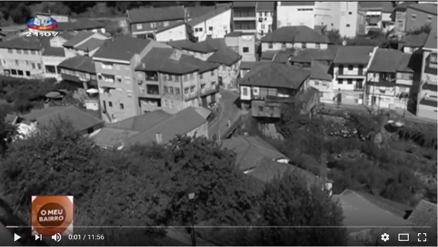 Reportagem SIC - O meu bairro: Bairro da Ponte - Lamego