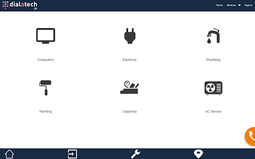 DialATech - Handyman Services- screenshot thumbnail