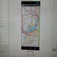 世界対応地図アプリ