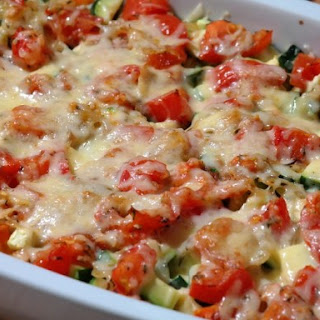 Vegetable Casserole With Cheese Recipes