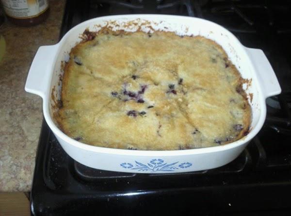 Knock-out Black & Blueberry Cobbler Recipe