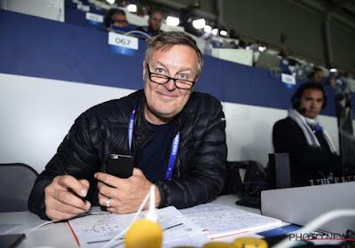Volgens Frank Raes voelt Club Brugge de hete adem van Racing Genk in hun nek