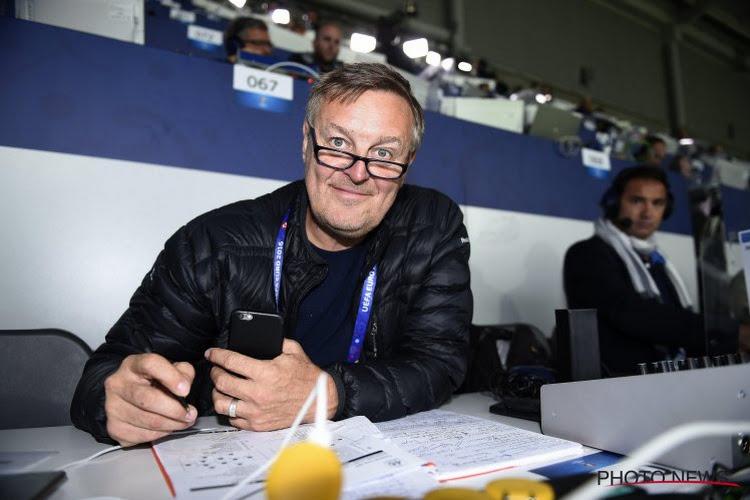 Rechtenhouder Eleven heeft nieuwe commentator beet: niemand minder dan Frank Raes