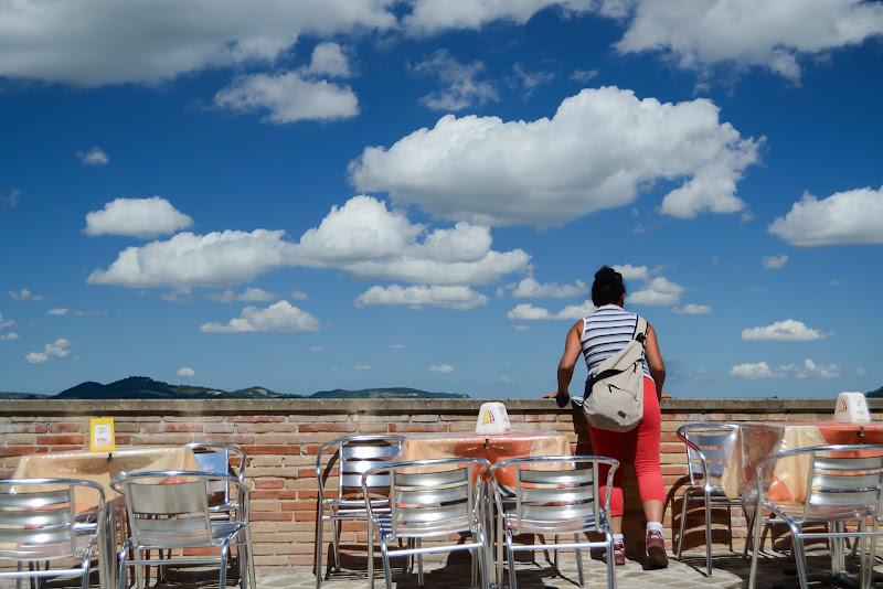 Ad altezza delle Nuvole... di MicheleCarrano