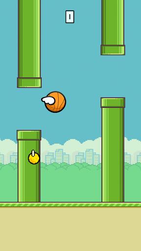 Flappy Dunk Classic : Basketball Challenge 1.0 screenshots 3