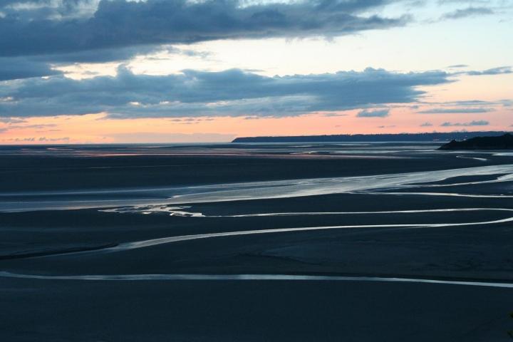 Mont San Michel, bassa marea di @pacolinus