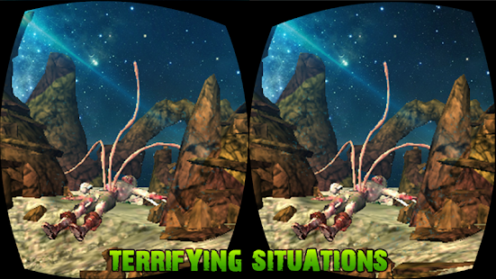 VR Horror Mountain Adventure - 3D Zombie Attack - náhled
