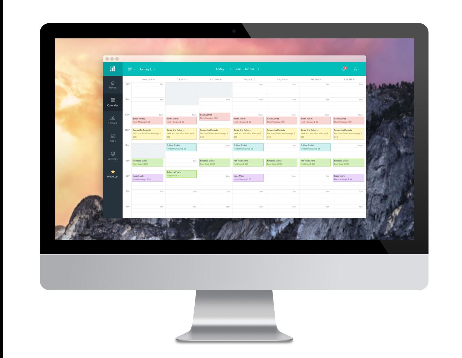 Setmore Desktop App
