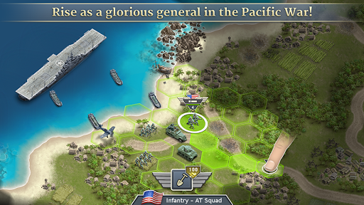1942 Pacific Front - a WW2 Strategy War Game  screenshots 1