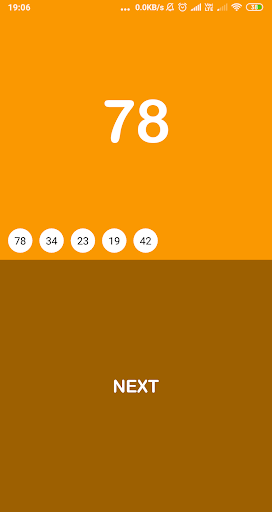 Smart Housie  Number Picker 4.6 screenshots 4