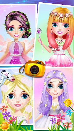 ud83dudc78ud83dudc78Princess Makeup Salon 6 - Magic Fashion Beauty 2.3.5009 screenshots 6