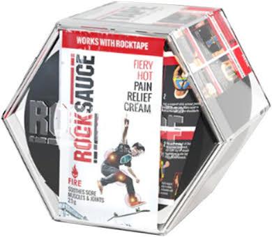 RockTape H2O Edge Precut Kinesiology Tape - Roll of 20 Strips alternate image 4