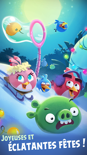 Angry Birds POP Bubble Shooter  code Triche 1