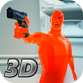 Superhot Time Shooter 3D