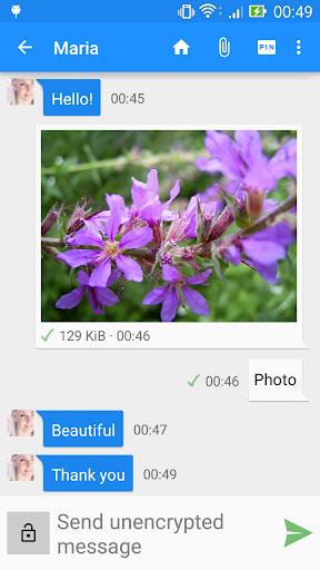 Xmpp Messenger - Pin-code, Jabber 12.0.6 screenshots 4