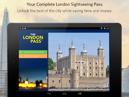 The London Pass- screenshot thumbnail