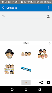 BSBmoji by Backstreet Boys- screenshot thumbnail