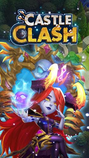 Castle Clash: Pasukan Perkasa astuce APK MOD capture d'écran 1