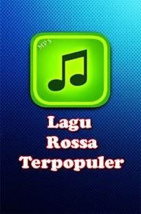 Lagu Rossa Terpopuler - náhled