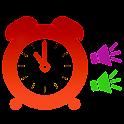 Voice Clock icon